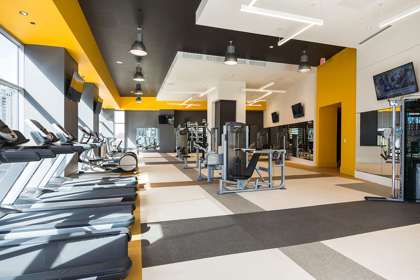 Living a Healthy and Fit Lifestyle at Buckhead Luxury Apartments